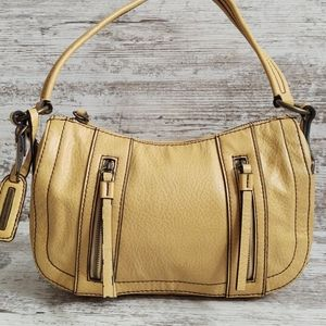 ⚄United Colors of Benetton 💛 Yellow Shoulder Bag